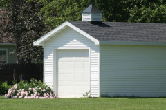 Broom outbuilding construction costs